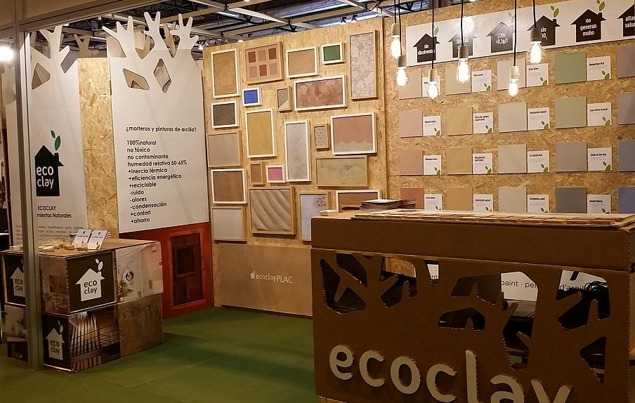ecoclay construtec Madrid