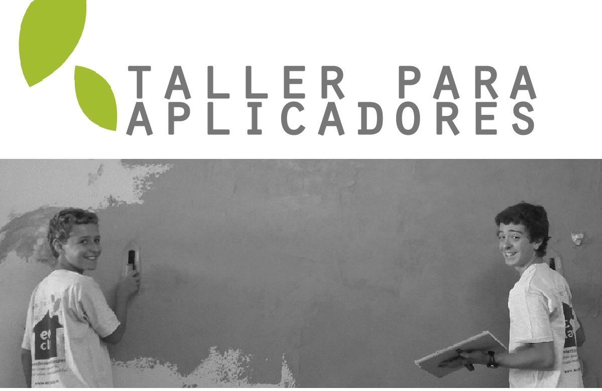 taller ecoclay aplicadores