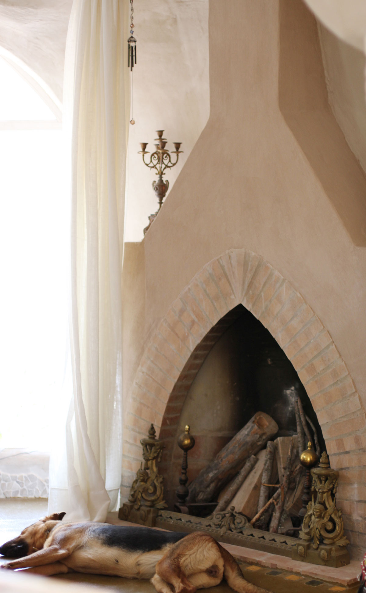 domo-ecoclay-chimenea-Rumford