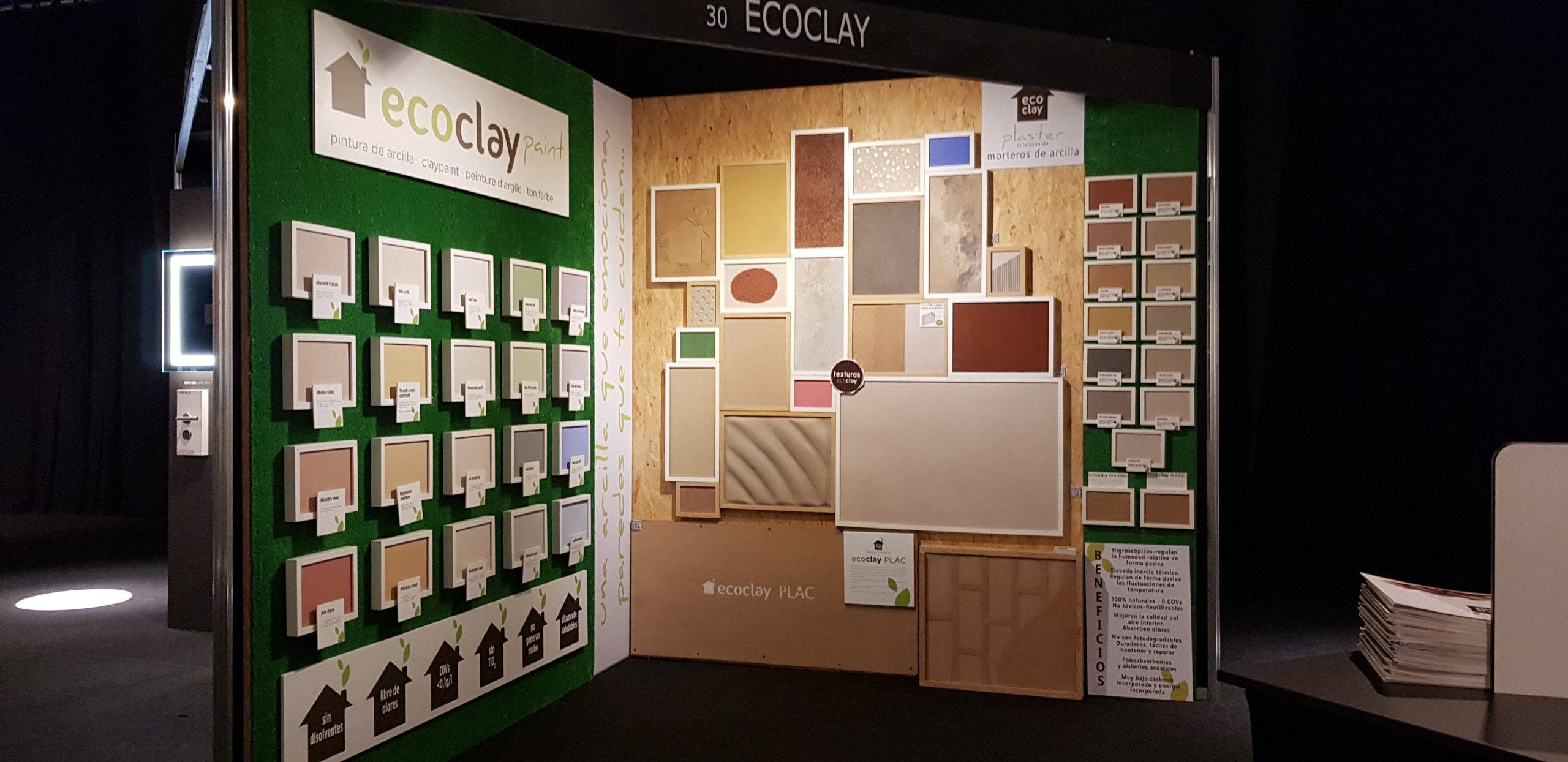 architect at work ecoclay