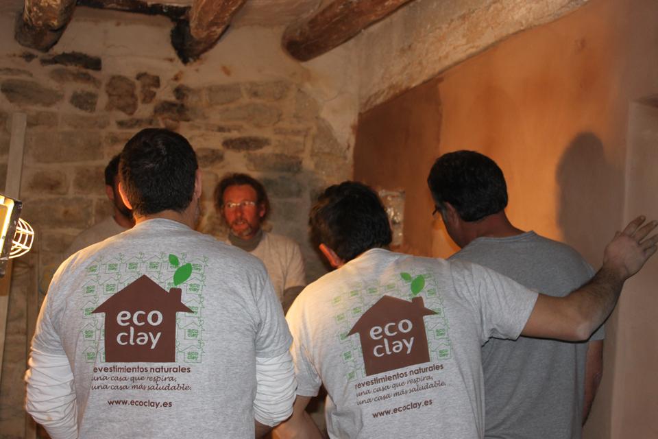 ores laurent explicando ecoclay