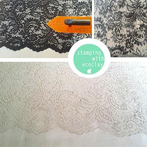 textura ecoclay ACABADO stamping